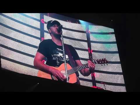 Luke Bryan Concert - 3 of 3 - Houston Rodeo - 16 March 2017