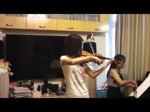 ABRSM 2016-19 Grade 3 Violin B2 Theme and Variation by Doris Lee & Lai Bo Ling