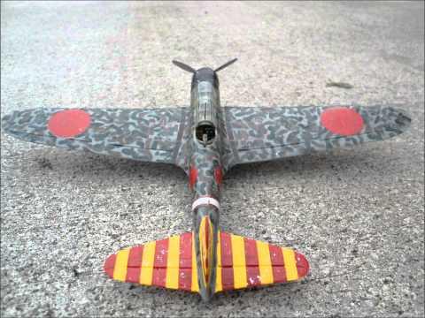Nakajima B5N2 Kate (中島 B5N2) model