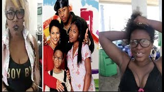 Maia Campbell says she doesn't need LL Cool J's help!!