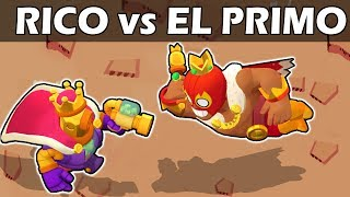 RICO vs El PRIMO | 25 Test | Kings Battle