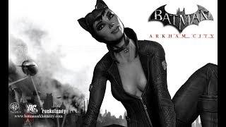 Лучшие моменты женщины кошки из Batman Archam City