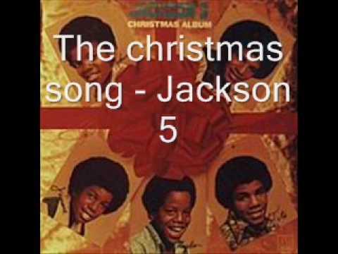 The christmas song  - Jackson 5 [HQ]