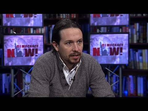 """""""Austerity is the End of Democracy"""": Pablo Iglesias on Democratizing Spain"""