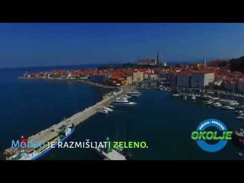 Okolje Piran - Modro je razmišljati zeleno