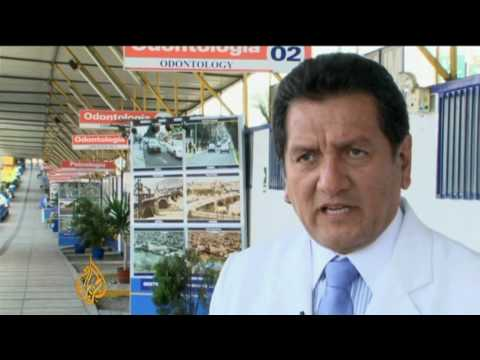 Peru's low-cost healthcare innovation