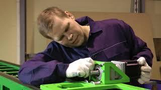 Сборка российского промышленного робота ARKODIM(, 2018-01-27T20:23:19.000Z)