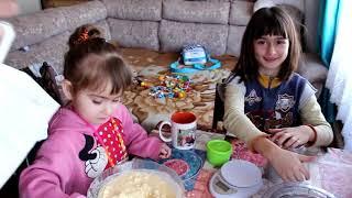 Торт МУРАВЕЙНИК. Готовим всей семьей