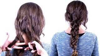 Five Strand Braiding Tutorial