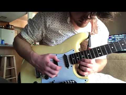 math rock guitar tapping song 47
