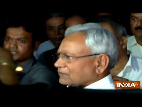 Bihar Crisis Live: Nitish Kumar dumps  Lalu Yadav, resigns as Chief Minister