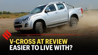 Isuzu D-Max V-Cross AT Review: The Everyday Pick-Up Truck?
