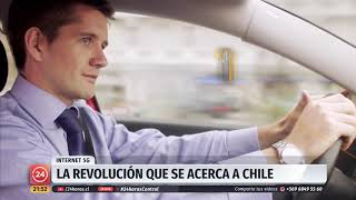 La revolución del internet 5G se acerca a Chile