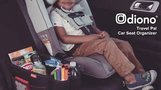 Video: Diono Travel Pal auto panipaik