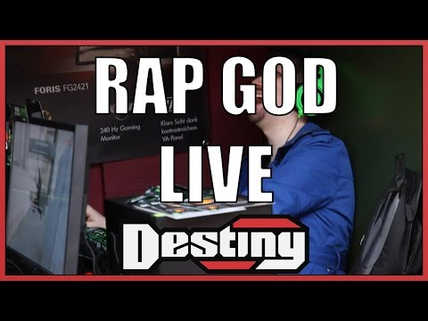 Rap God Live feat. Ice Poseidon