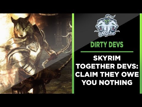 Dirty Devs: Skyrim Together Developers Claim They Owe You Nothing