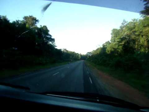 Día 9: Continuación en ruta hacia Cayenne (Guayana Francesa)