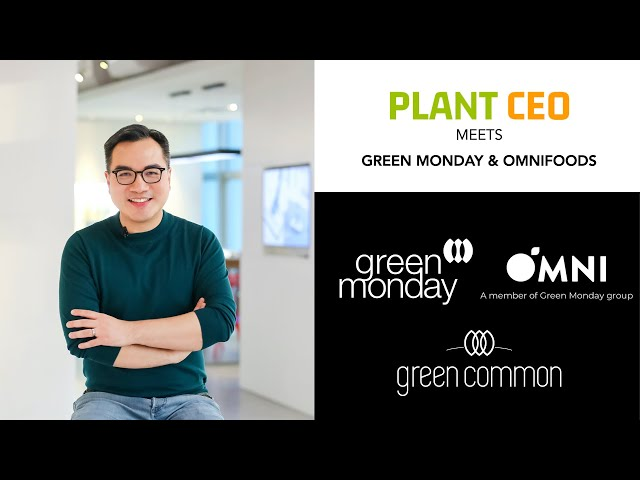 PLANT CEO #16 - Just a another manic Monday... for Green Monday