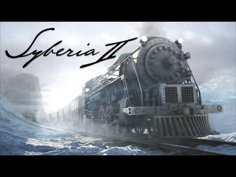 Полное прохождение Syberia 2. Запись стрима.