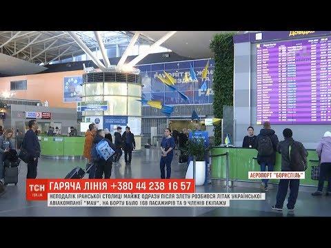 Атмосфера у 'Борисполі':