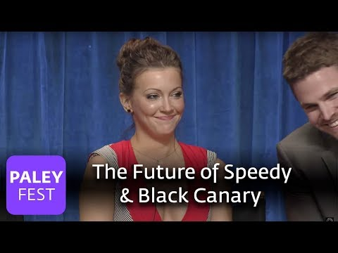 Arrow - Marc Guggenheim and Andrew Kreisberg Talks About the Future of Speedy and Black Canary