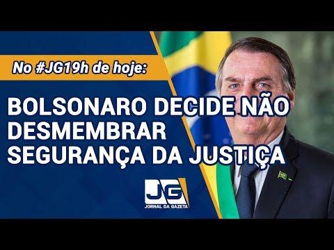 Bolsonaro recua e