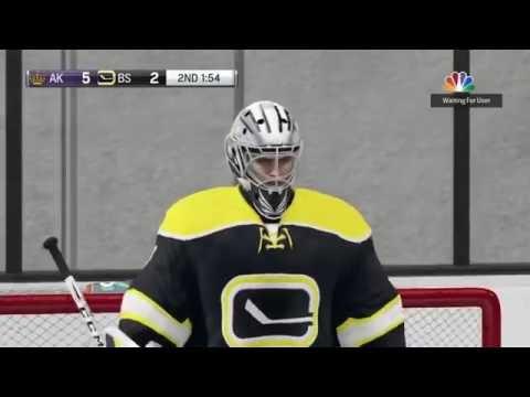 NHL 17 EASHL Division 3 Title Highlights