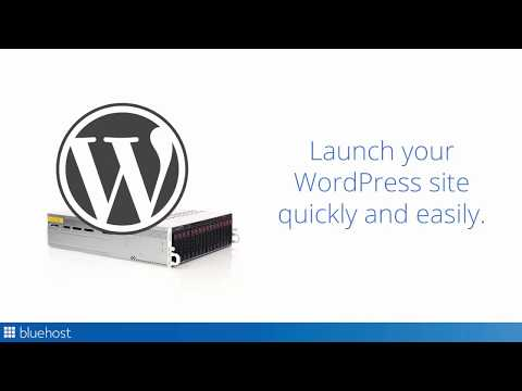 Launching a WordPress Website with Bluehost