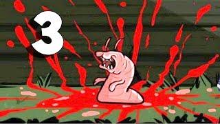 ВНИМАНИЕ!! КРОВАВОЕ!! БРУТАЛЬНОЕ!! ВЕСЕЛЬЕ!! - The Visitor 3