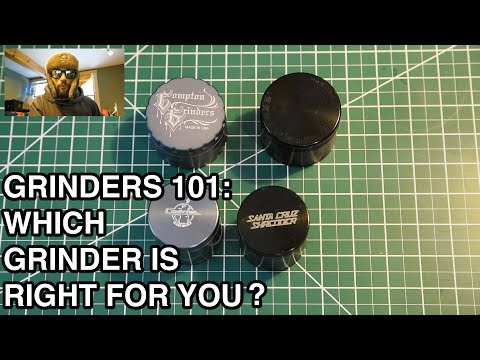 11 Different Grinders Compared for SCIENCE!