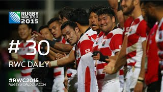 Japan bow out with 3rd win - RWC Daily