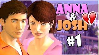 ¿ESTO SON LOS SIMS? La vida de ANNA & JOSH #1   Singles 2