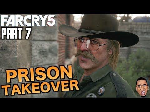 PRISON TAKE OVER! Far Cry 5 Gameplay Walkthrough Part 7