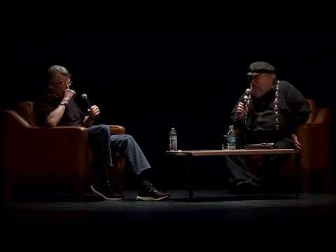 A pergunta de George RR Martin para Stephen King - Legendado
