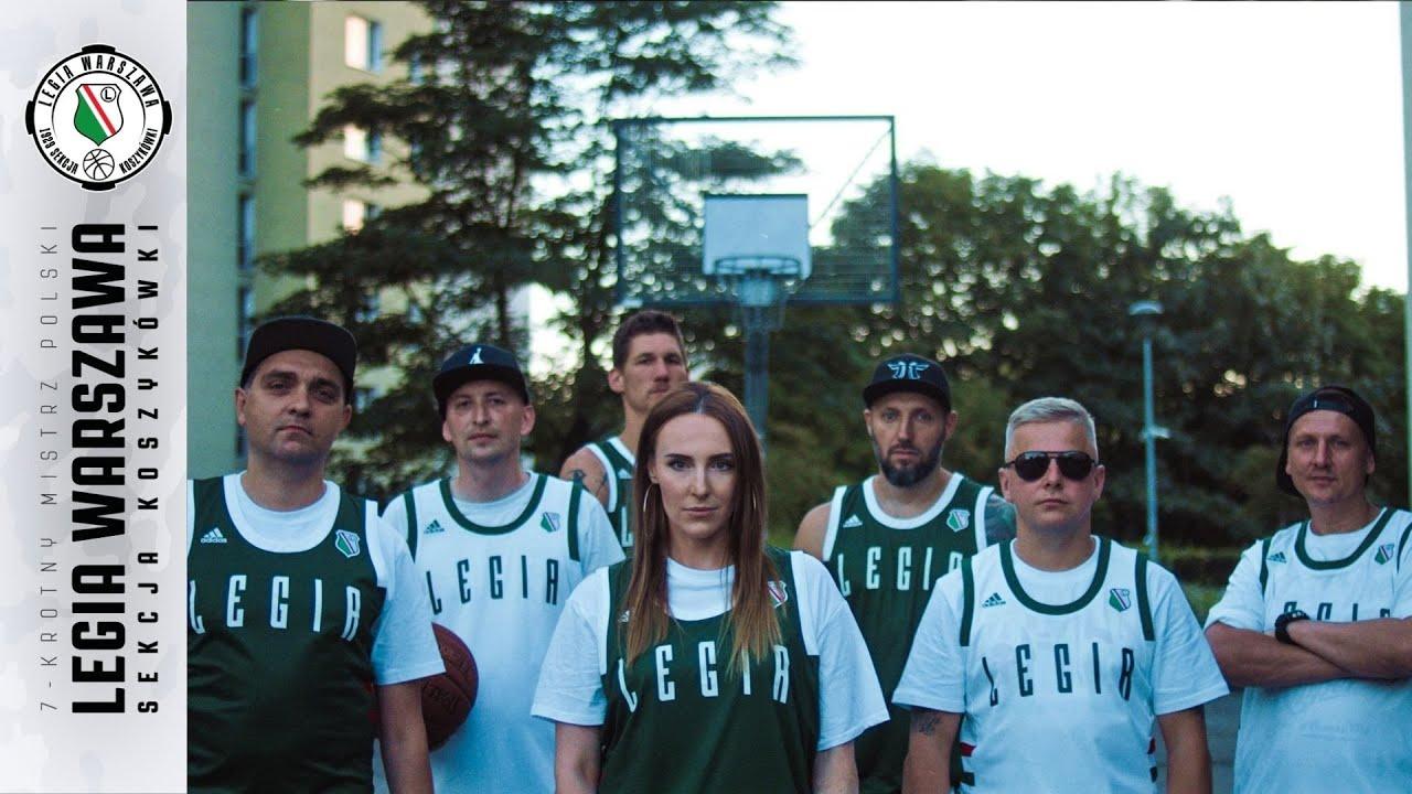 Legia Kosz feat. Proceente, Łysonżi Dżonson, Kuba Knap, Wdowa, Ero, Żary, Wigor - Odrodzenie Potęgi