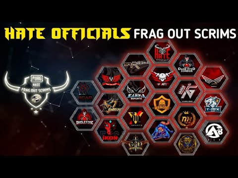 Hate Officials Frag Out Scrims • Week 1 • Day 5
