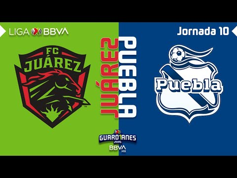 Juarez Puebla Goals And Highlights