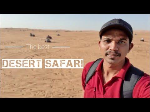 DESERT SAFARI DUBAI 2020   BBQ DINNER    BELLY DANCE    TANOURA DANCE    LET'S WALK WITH JERRY   