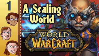 Let's Play World of Warcraft: A Scaling World Co-op Part 1 - Leveling Revamped