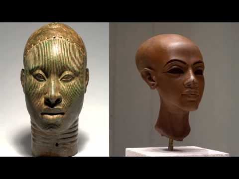 West African vs Egyptian Art: African Sculpture