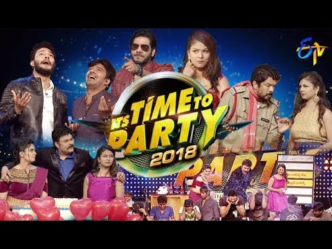ITS TIME TO PARTY | 31st December 2017 | Full Episode | ETV New Year Special Event