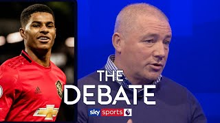 Can Marcus Rashford become one of the best players in the world? | The Debate