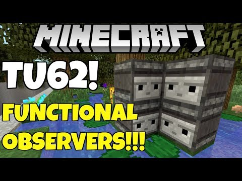 how to get observer blocks on xbox one minecraft