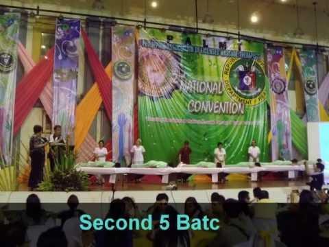 PALMT Shiatsu Massage Showdown 2013