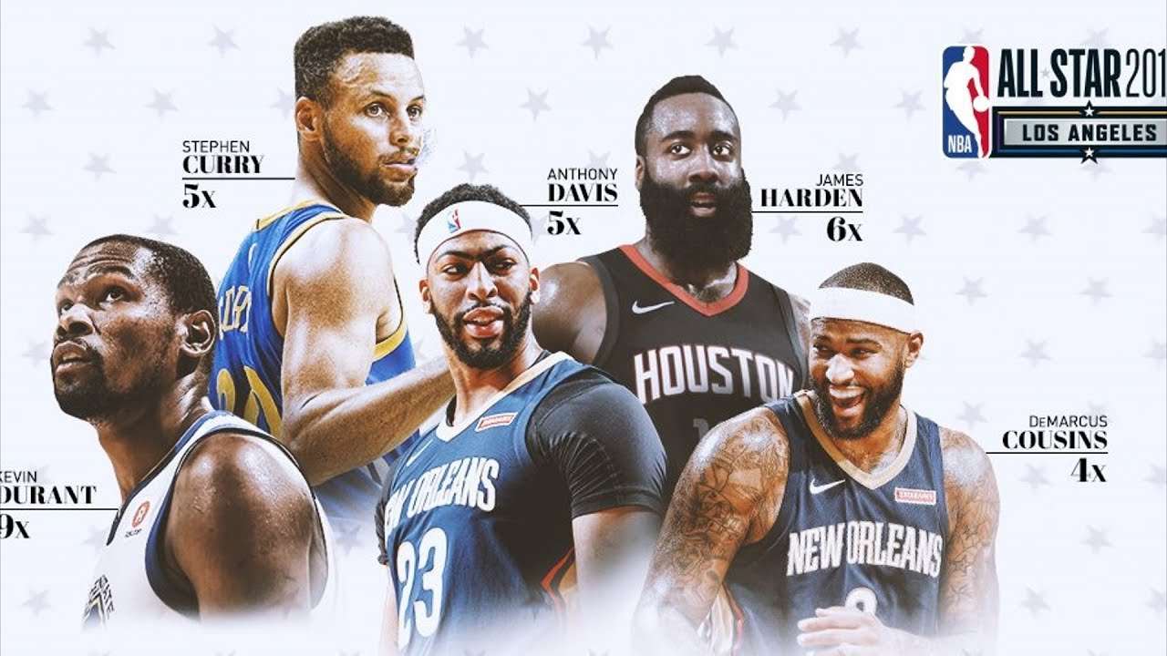 NBA All-Star Reserves 2018 Revealed! Who Got Snubbed? 2017 ...