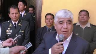 PNP. TARMA REPLICA DEL SR. DE MURUHUAY  EN LA COMISARIA DE TARMA PARTE 4