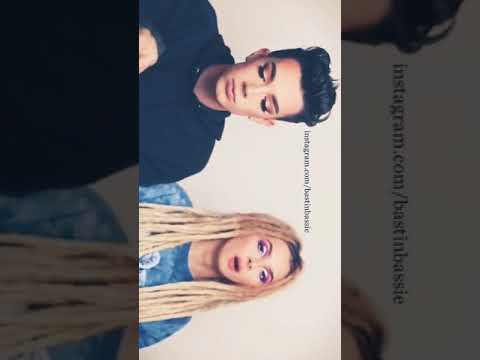 Zhavia and James charles (Cover listen)