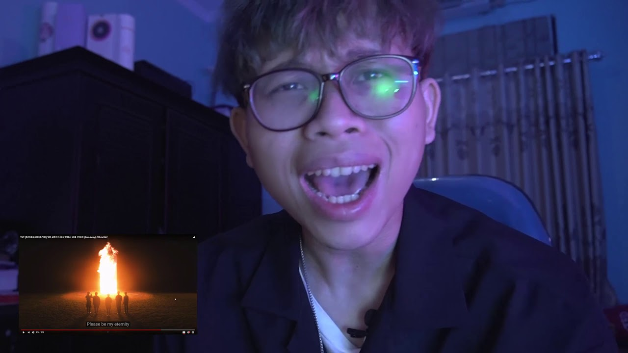 BOCAH BANDEL! TXT 'RUN AWAY' MV REACTION