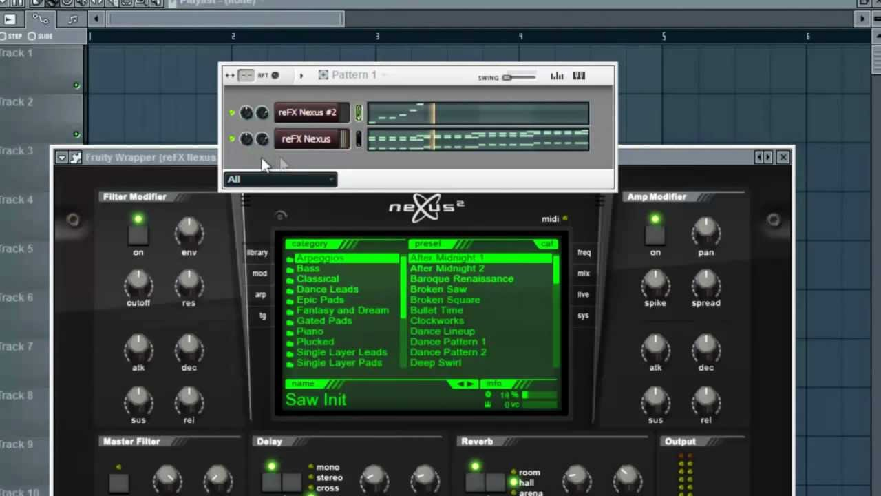 Nexus fl studio 12 free download