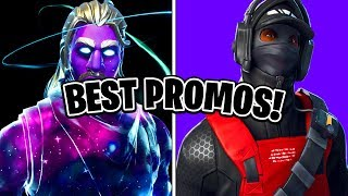 Top 10 Exclusive Skins In Fortnite! (Best Exclusive Fortnite Skins RANKED!)